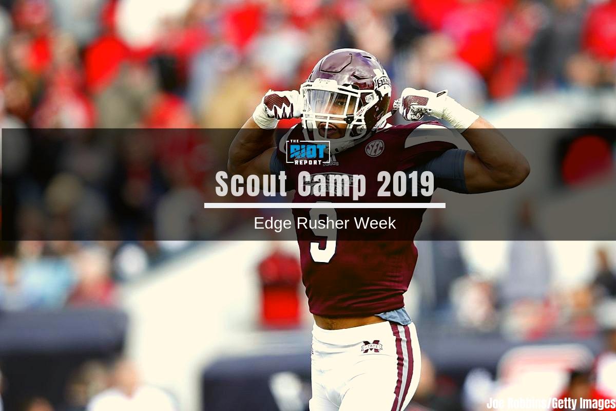 Scout Camp 2019 Film Breakdown: Montez Sweat