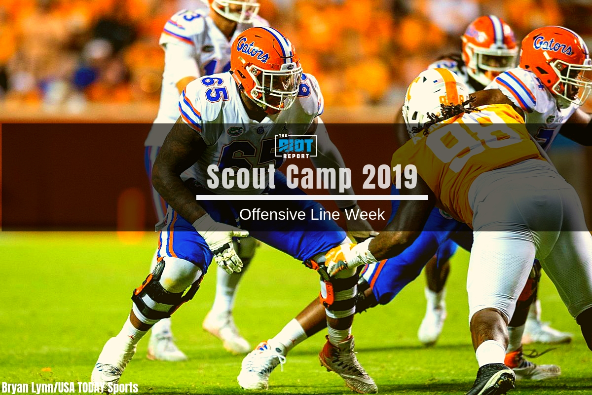 Scout Camp 2019:Offensive Tackle Big Board