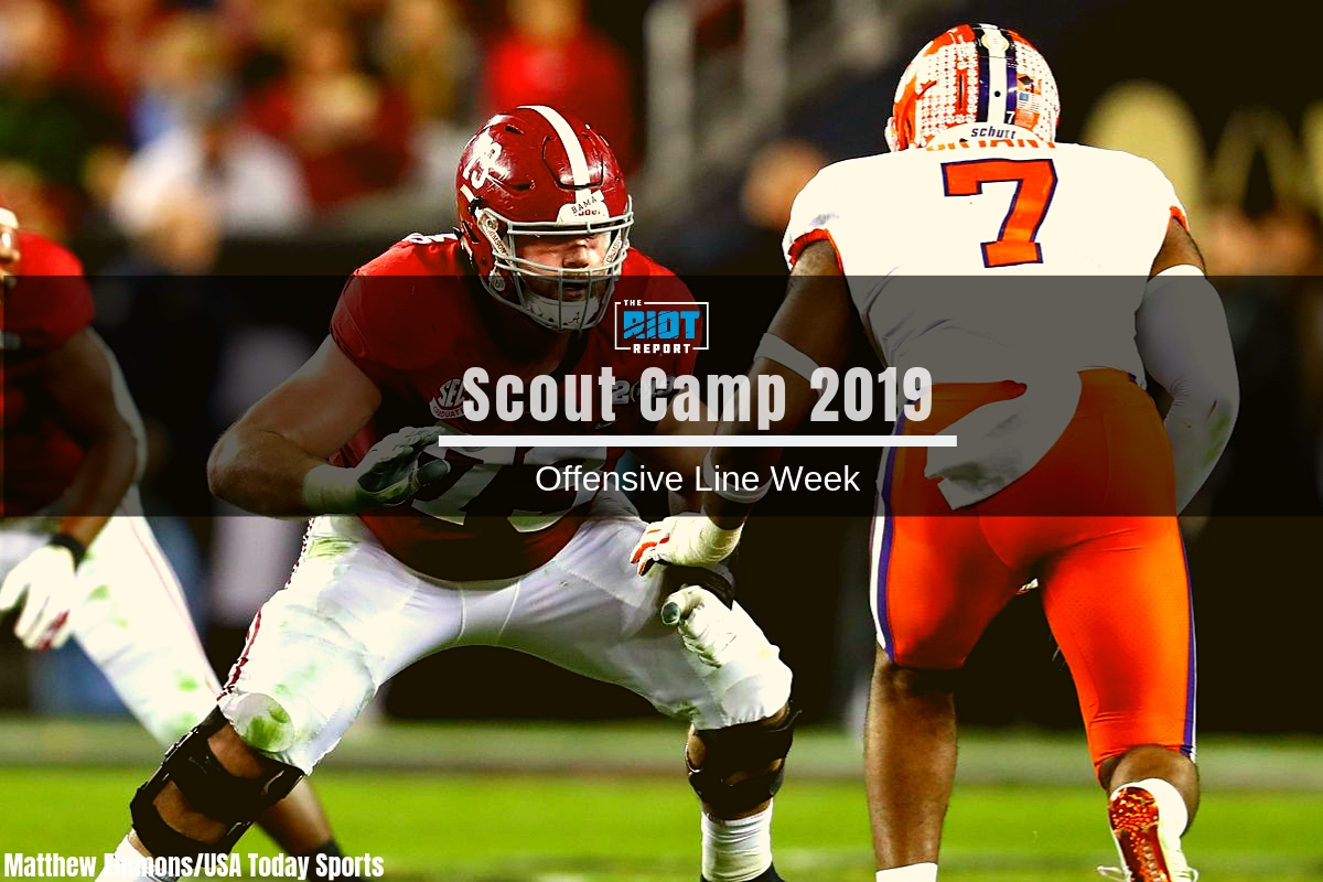 Scout Camp 2019 Film Breakdown: Jonah Williams