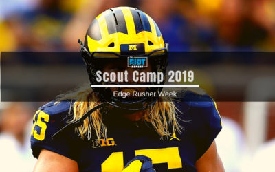Scout Camp 2019 Film Breakdown: Chase Winovich