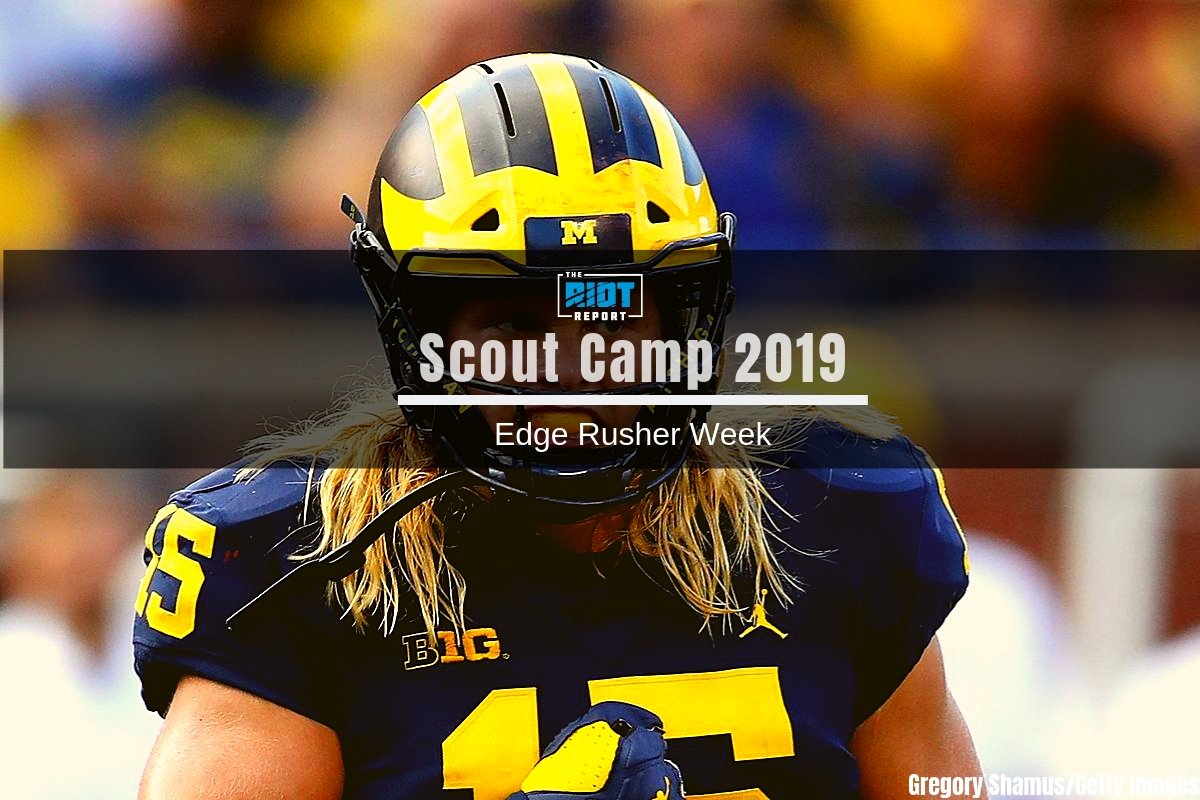 Scout Camp 2019 Film Breakdown: Chase Winovich