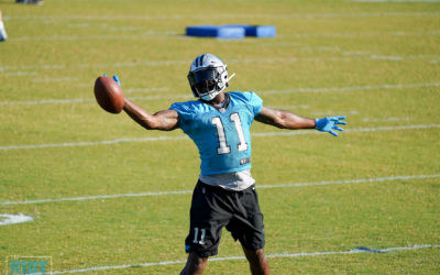 Torrey Smith Taking A Pay Cut The Latest In Cost-Cutting For The Panthers