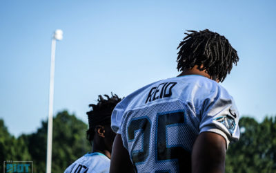 Dispatches From Panthers OTAs Week 2