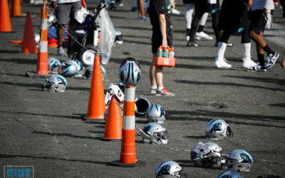 Training Camp Set To Begin On Time, But Panthers Working On Contingency Plans
