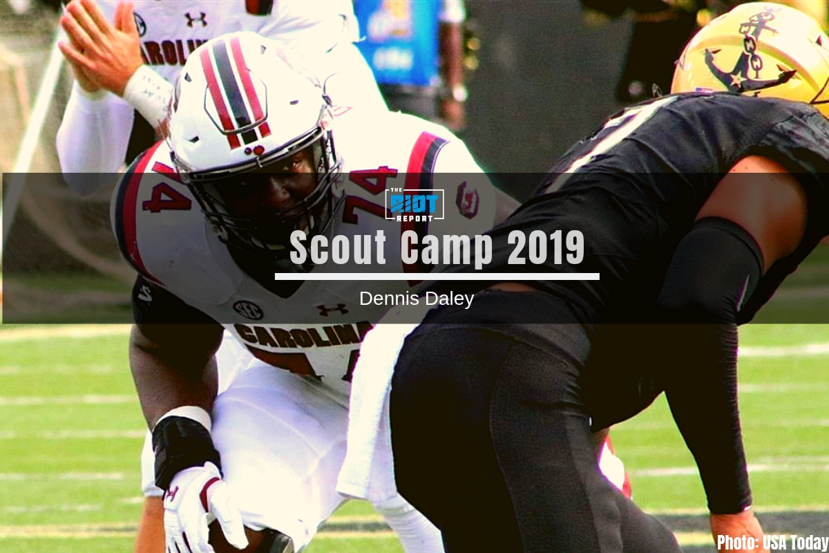 Scout Camp 2019 Film Breakdown: Dennis Daley