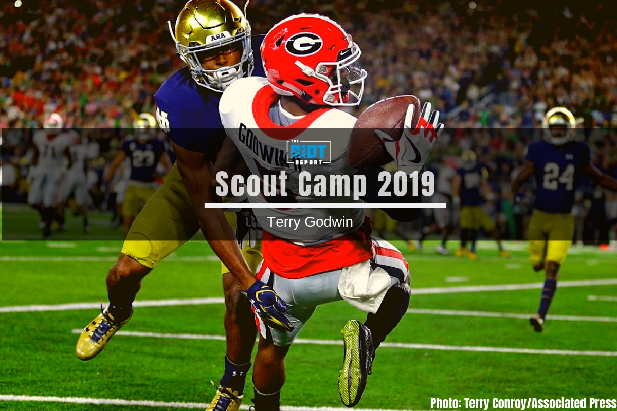 Scout Camp 2019 Film Breakdown: Terry Godwin