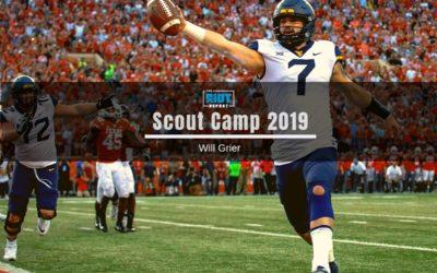 Scout Camp 2019 Film Breakdown: Will Grier