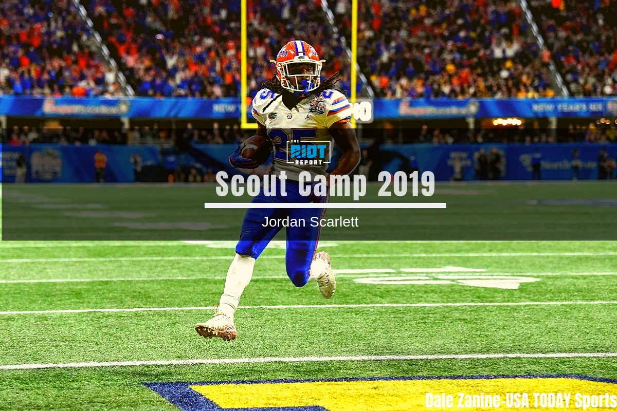 2019 Scout Camp Film Breakdown: Jordan Scarlett