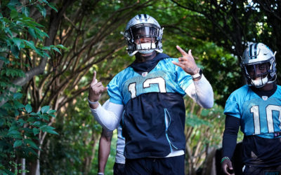 Dispatches From Panthers Minicamp First Session