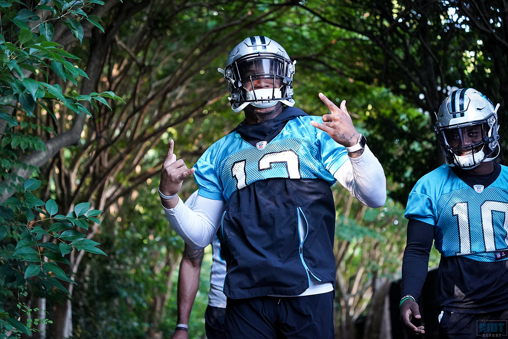 brand new 39897 53259 Dispatches From Panthers Minicamp First Session | The Riot ...