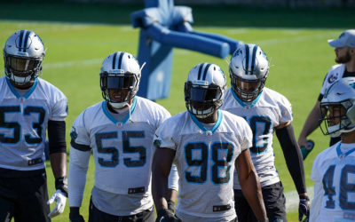Pick Your Poison: How Bruce Irvin Is Helping Transform the Panthers Defense