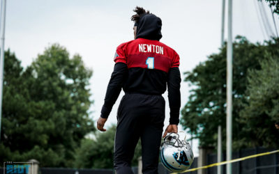 Dispatches From Panthers Minicamp Session 2