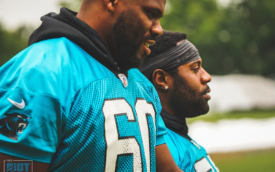 Carolina Panthers Camp Battle Studies: Offensive Line