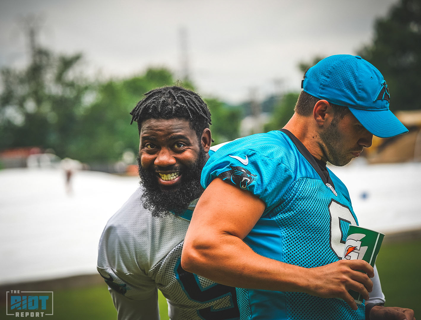 Photo Gallery: Carolina Panthers Minicamp Session 3