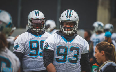 Monsters Up Front: How The Panthers Front Three Will Define The Defense