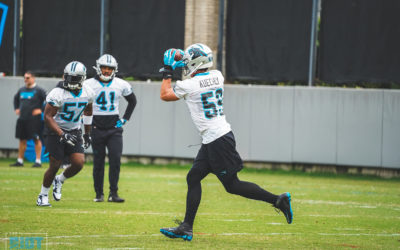 Carolina Panthers Camp Battle Studies: Linebackers