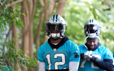 D.J. Moore Was Fast As A Rookie – His Sophomore Season? Even Faster.