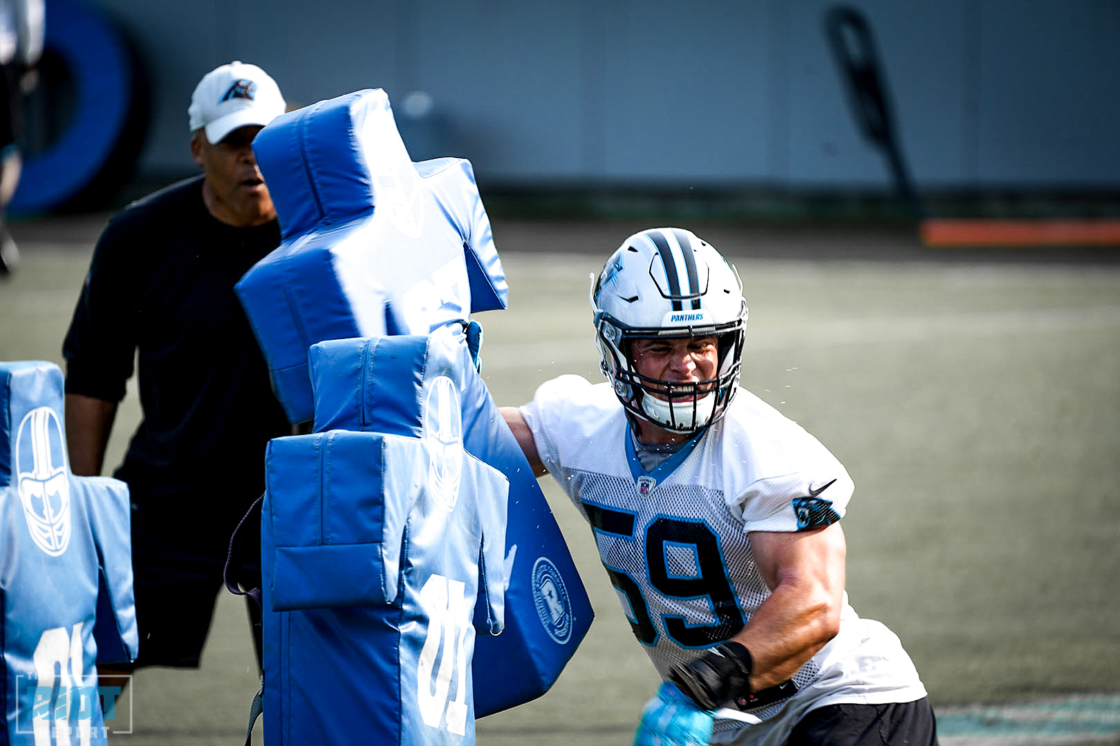Photo Gallery: Carolina Panthers Week 3 OTAs