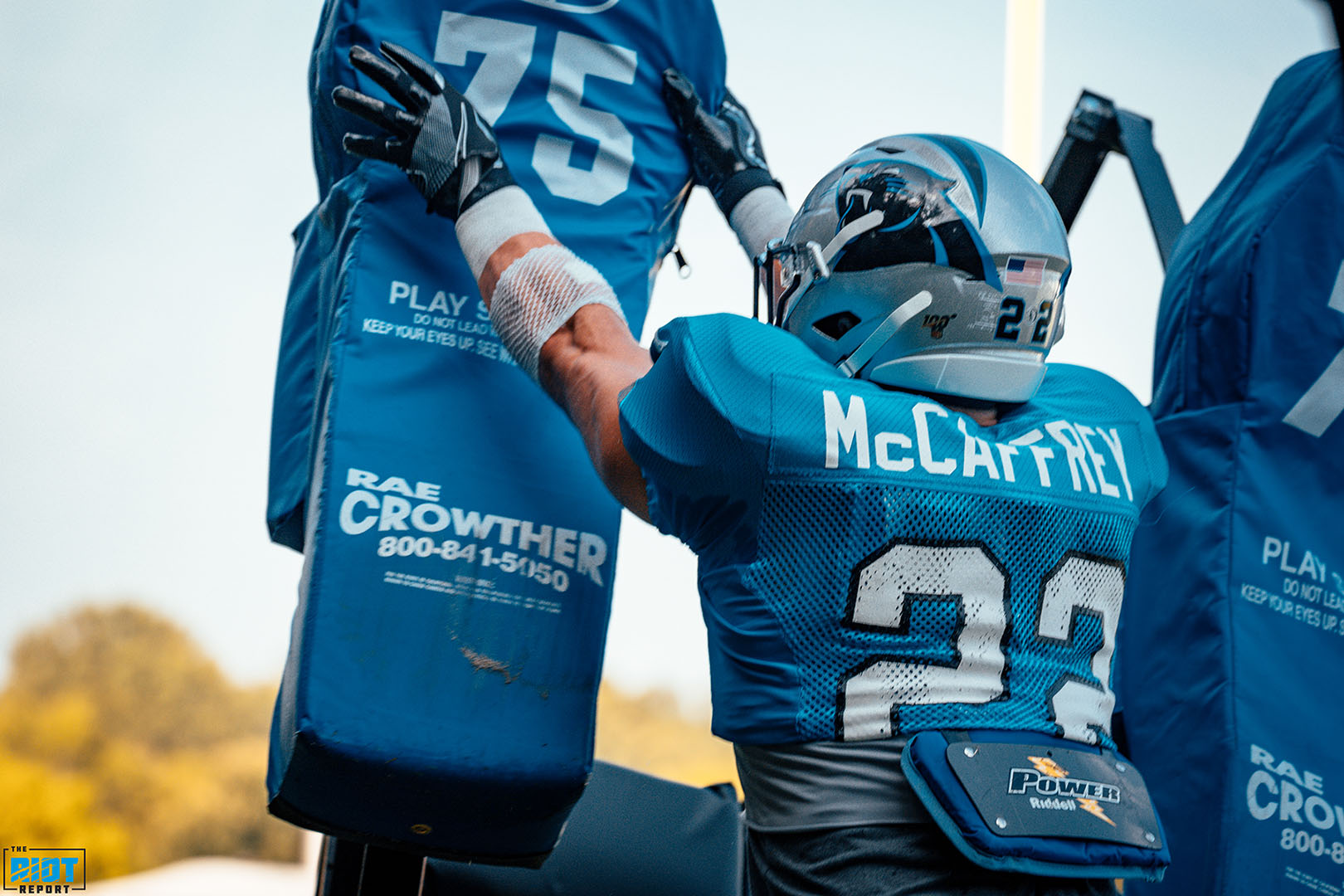 Just When You Thought Christian McCaffrey Couldn't Get Any Better
