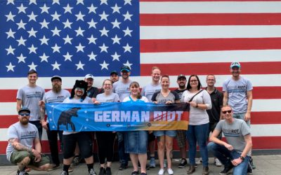 Guten Tag: Meet The German Riot