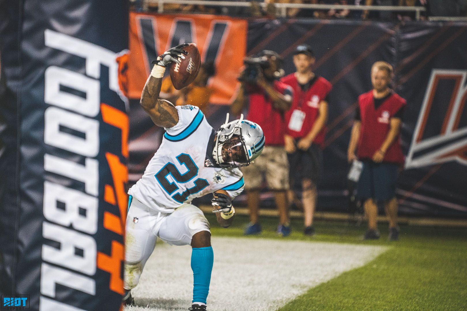 Photo Gallery: Panthers Vs Bears Preseason Game 1