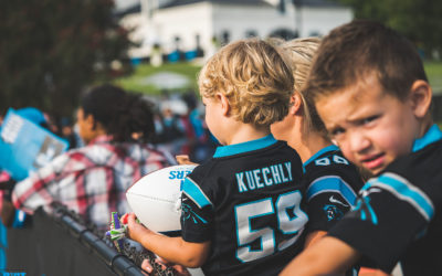 Panthers Partner With Boys & Girls Club In Multi-Year Partnership