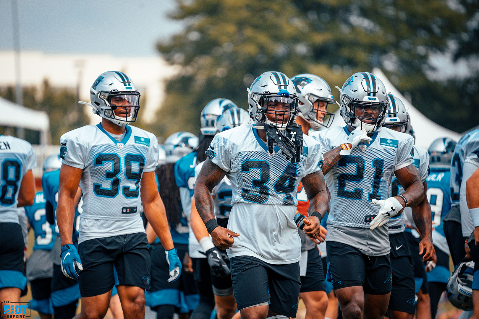 Panthers Roster Projection 2.0
