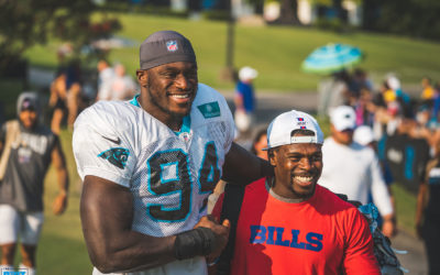 Dispatches From Spartanburg: Panthers (And Bills!) Training Camp, Day 14