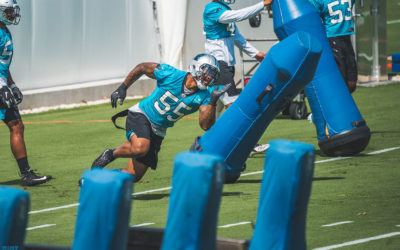Dispatches From Charlotte: Panthers Return to Practice In The Shadow of the Bubble
