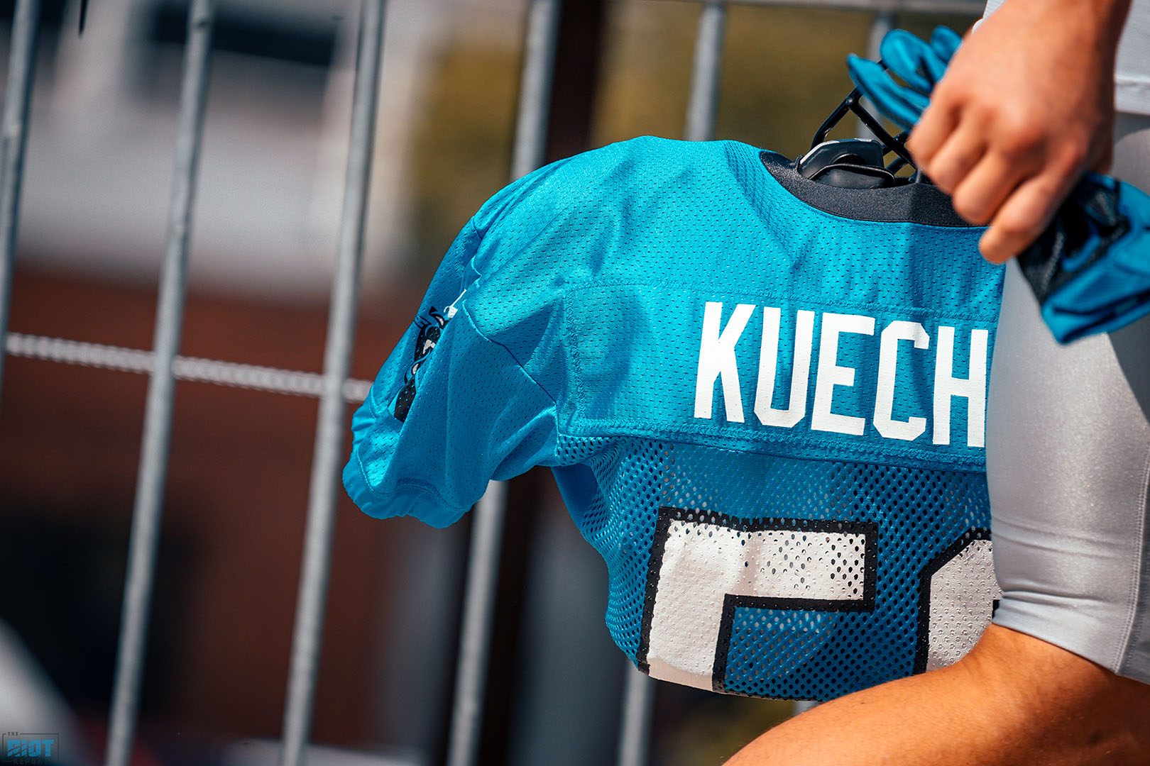Luke Kuechly Was A Panther And We Are All Better For It