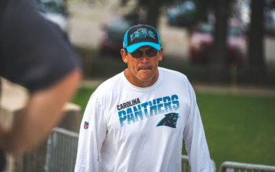 Dispatches From Charlotte: Straight From Rivera's Mouth