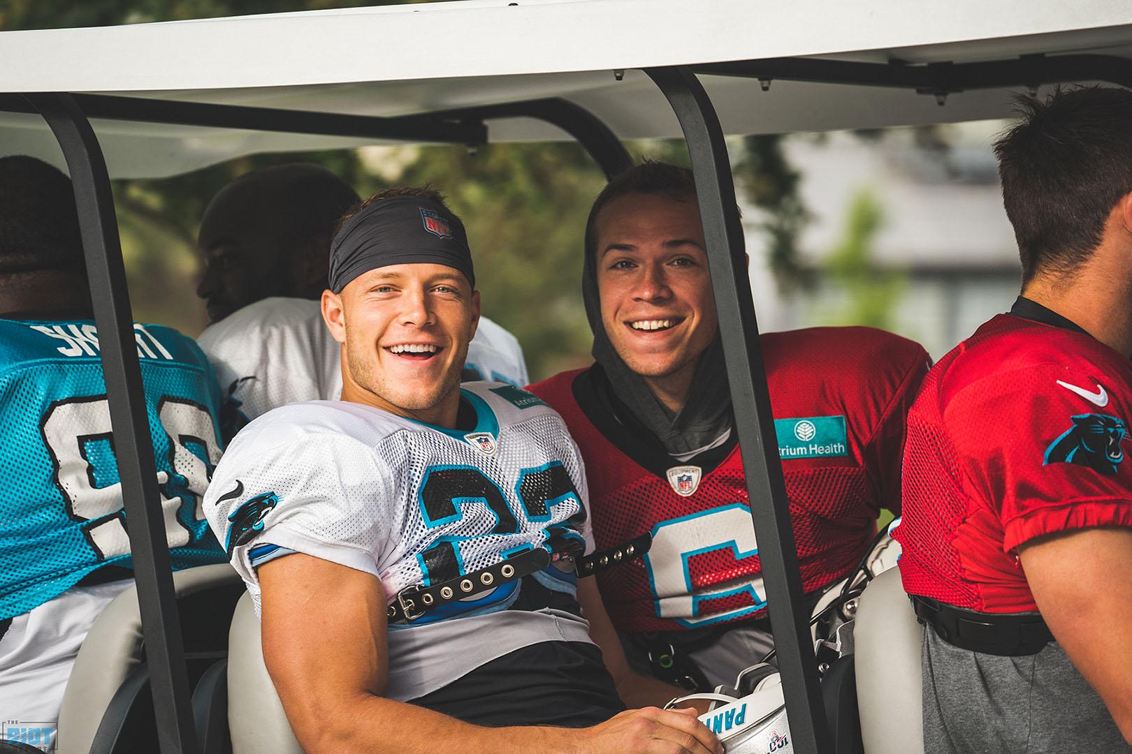 Photo Gallery: Panthers Practice August 25, 2019