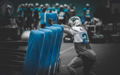 Photo Gallery: Panthers Practice August 27, 2019