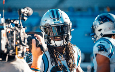 """""""The Best Game I've Seen Him Play"""": What A Healthy Donte Jackson Brings Carolina"""