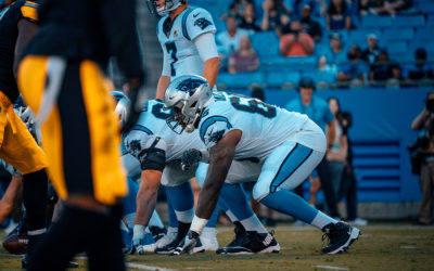 Panthers Likely To Shuffle Offensive Line Again For Week 5