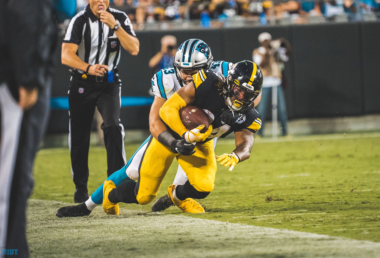 Why The Panthers Kept UDFA Jordan Kunaszyk On The Roster