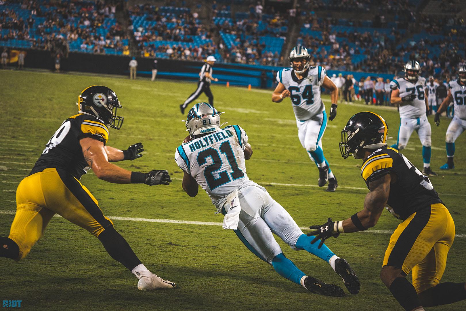 Photo Gallery: Panthers vs Steelers | Preseason Game 4