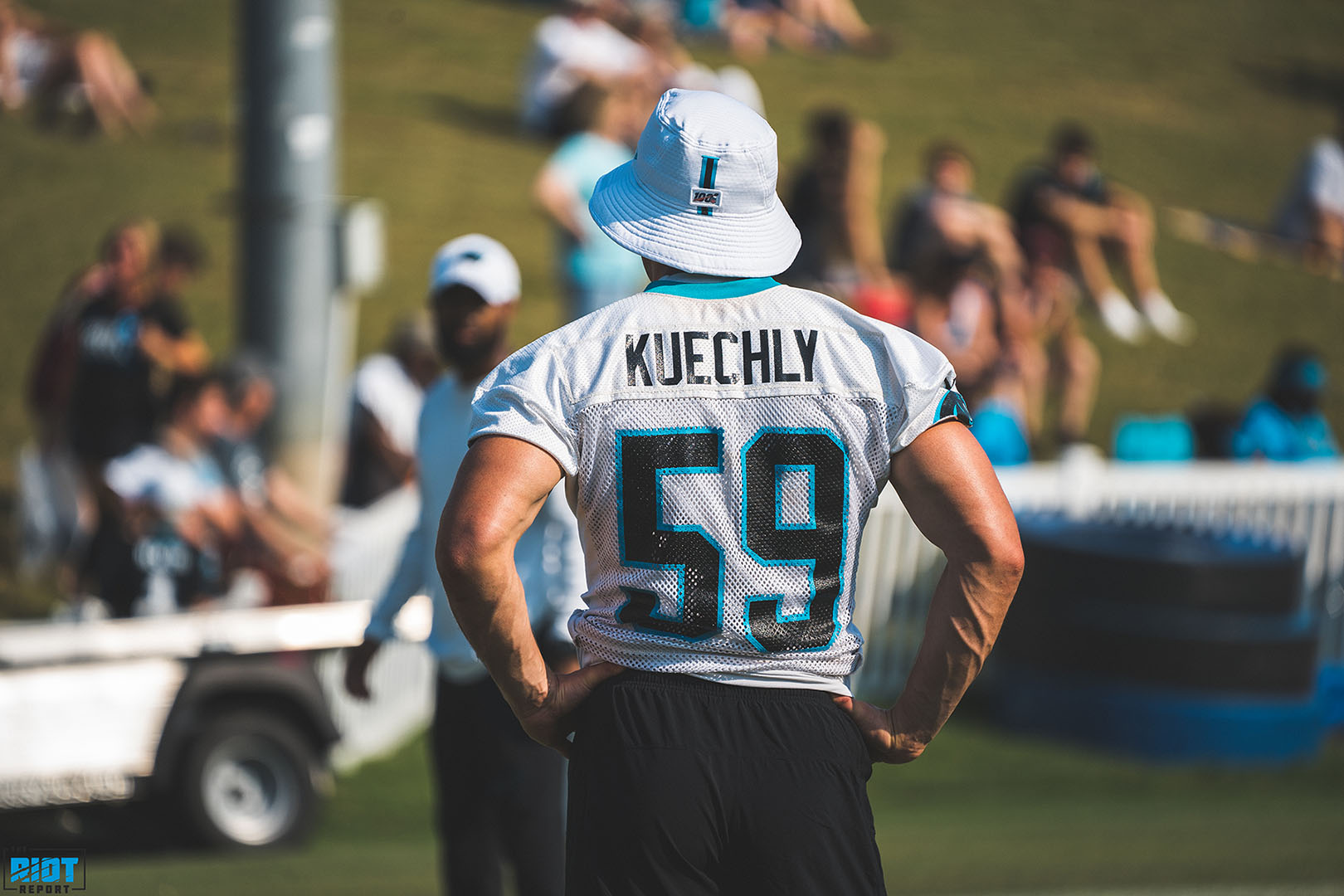 Dispatches From Spartanburg: Carolina Panthers Training Camp, Day Seven