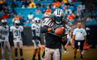 Film Breakdown: What Tre Boston Brings To The Panthers Defense