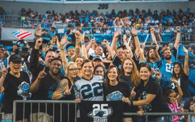 Photo Gallery: Roaring Riot Fan Fest Tailgate