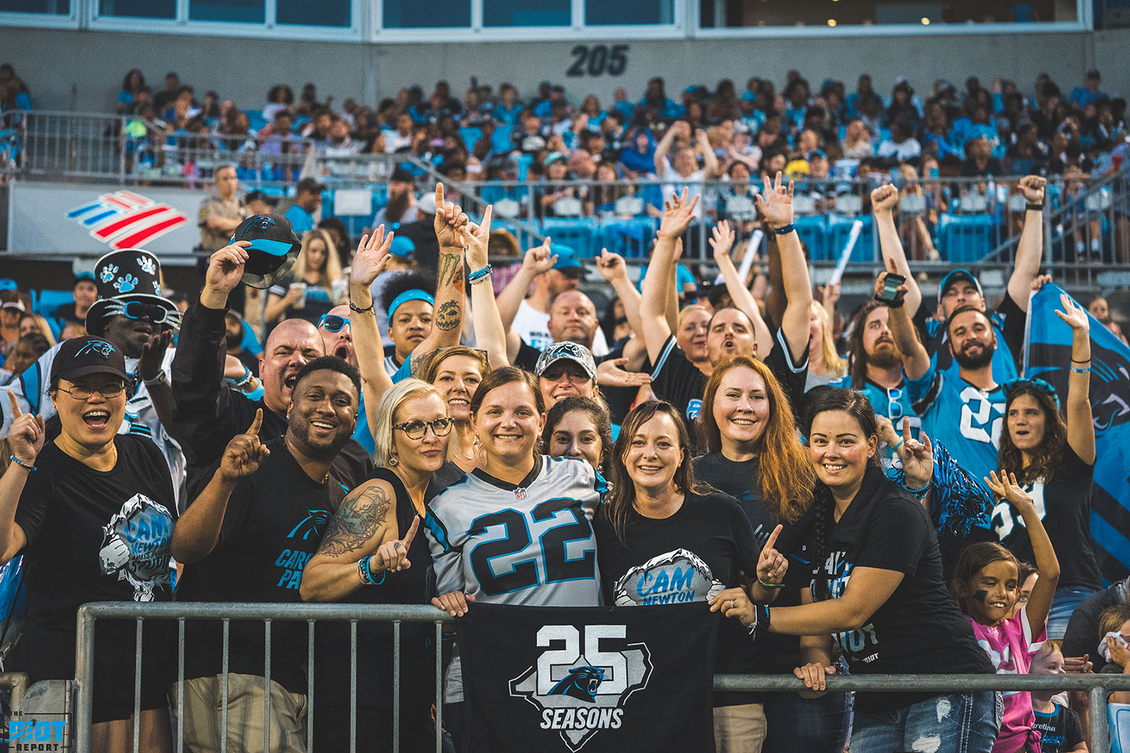 Photo Gallery: Roaring Riot Fan Fest Tailgate