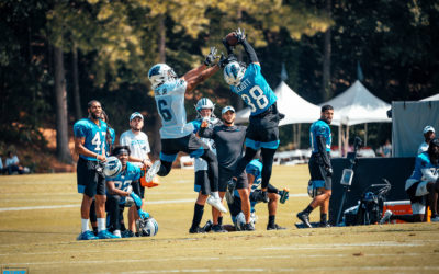 Javien Elliott May Be The Answer To The Nickel Question In Carolina