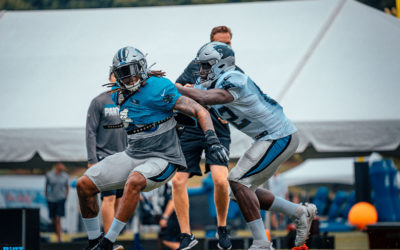 Dispatches From Spartanburg: Panthers Training Camp, Day Ten