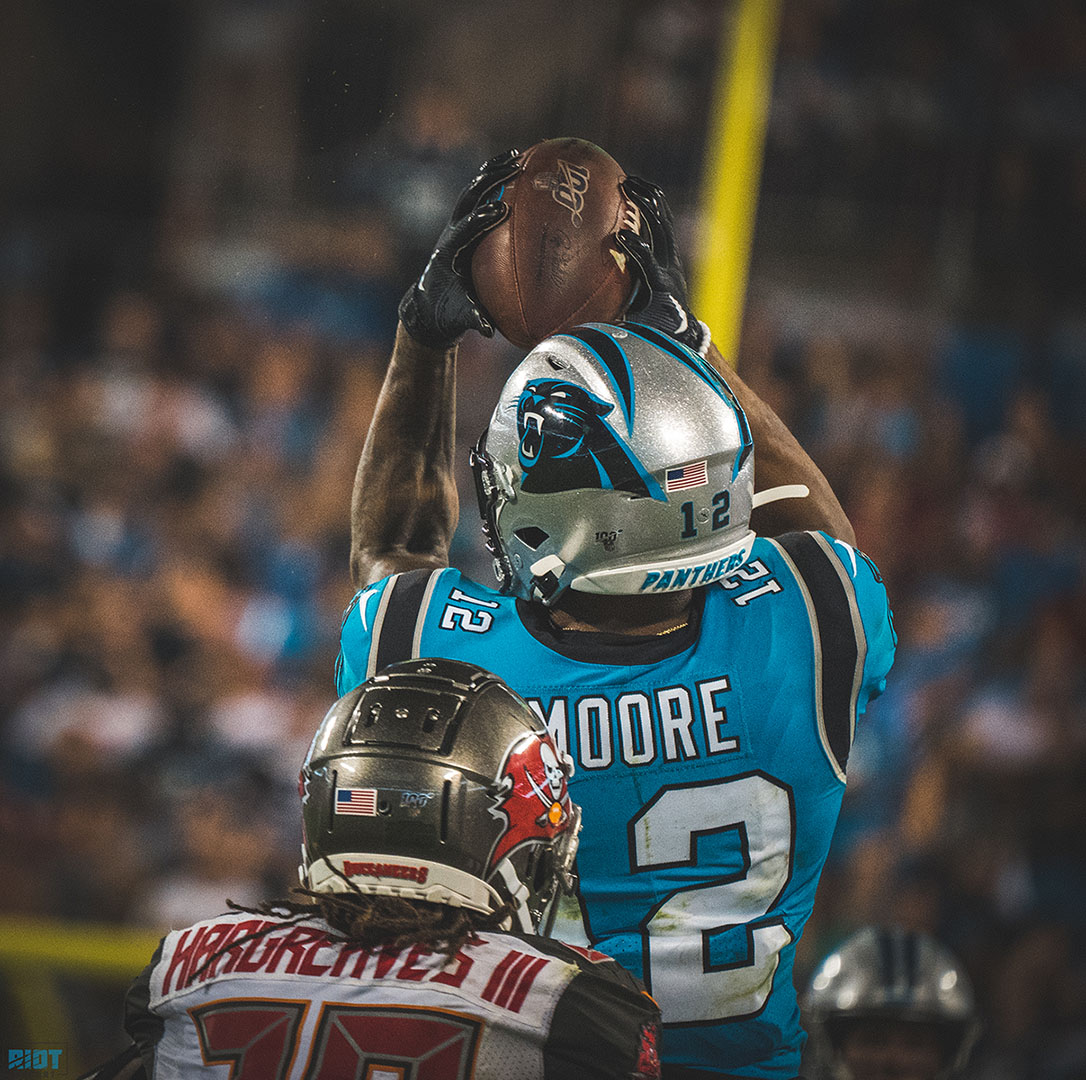 Best Panthers Picks & Props: All In on DJ Moore