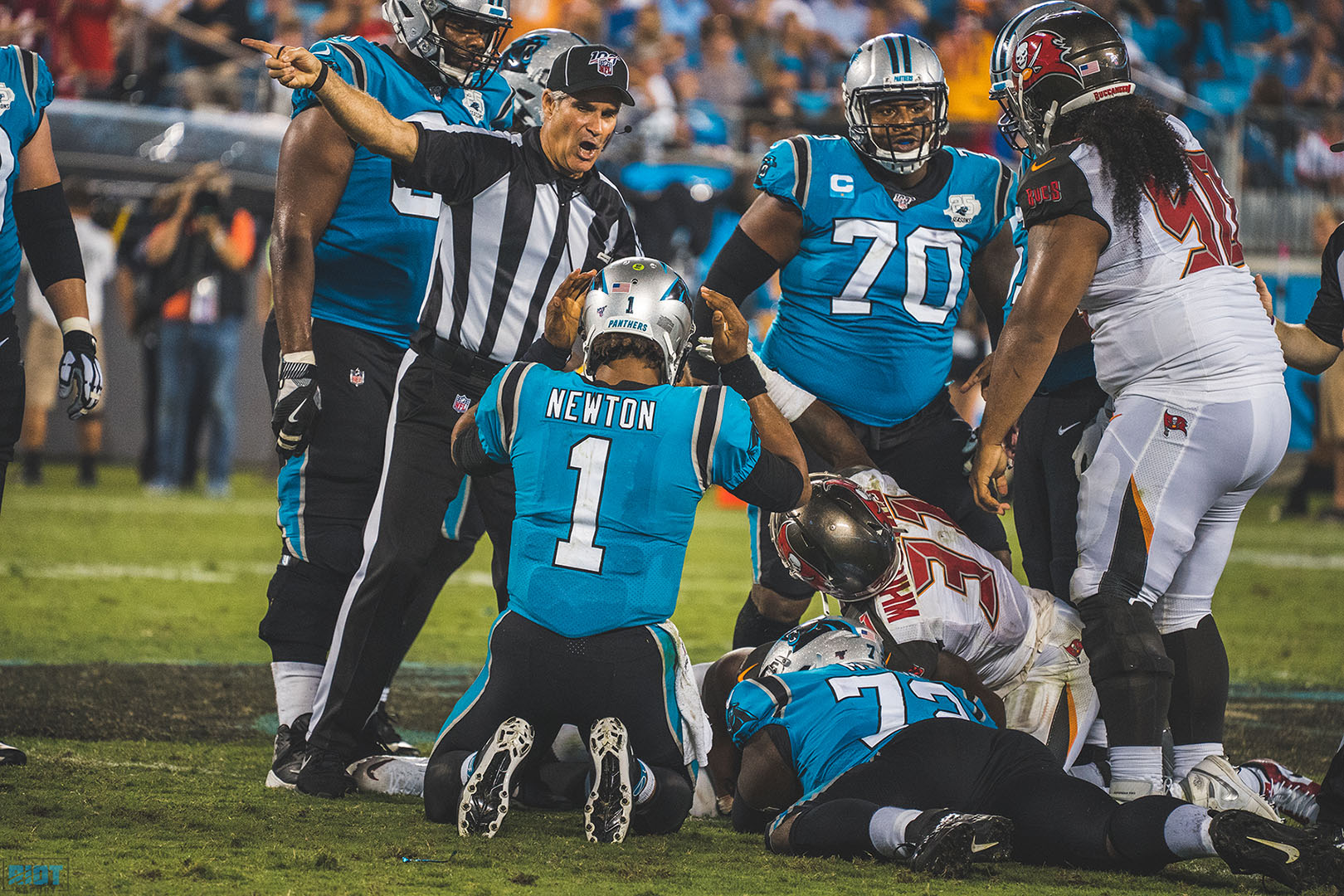 The Problem With Cam Newton