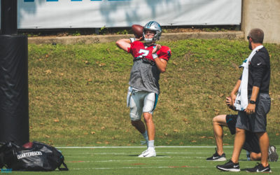 Photo Gallery: Panthers Practice – September 17, 2019