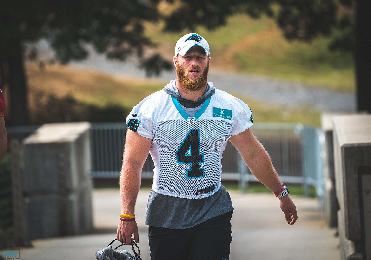 The Life Of A (Swole) Kicker Remains The Same For Joey Slye