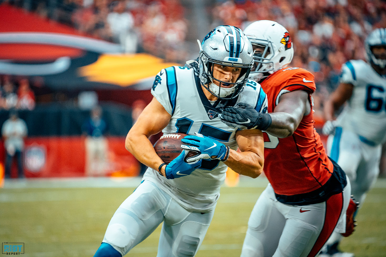 Panthers Place WR Chris Hogan On Injured Reserve