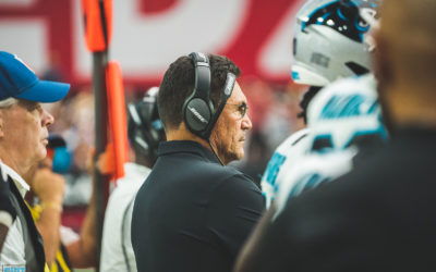 Examining Ron Rivera, The Head Coach