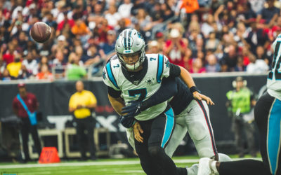 """""""Hold On To The Ball"""": How Kyle Allen Can Continue Panthers' Win Streak"""
